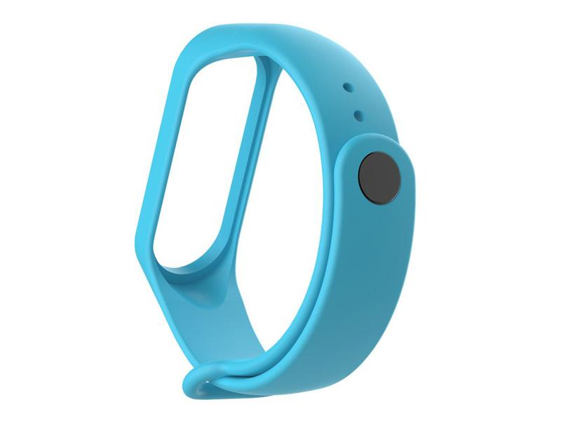 Řemínek XIAOMI MI BAND 3 LIGHT BLUE