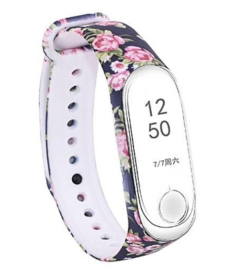 Řemínek XIAOMI MI BAND 3 ROSE