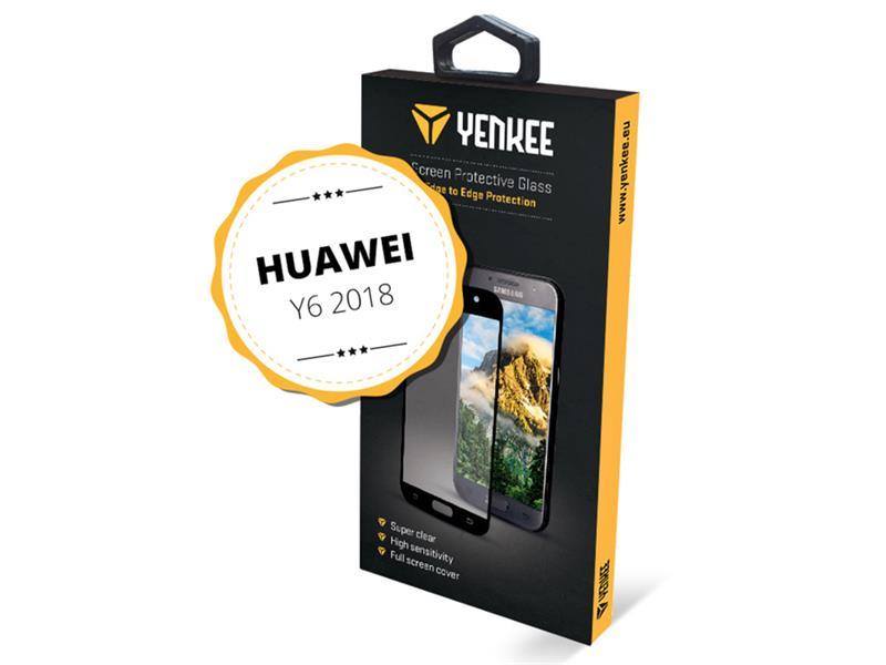 Sklo ochranné Huawei Y6 YENKEE YPG ETE14