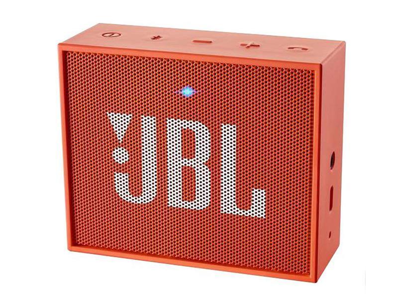 Reproduktor přenosný BLUETOOTH JBL GO ORANGE