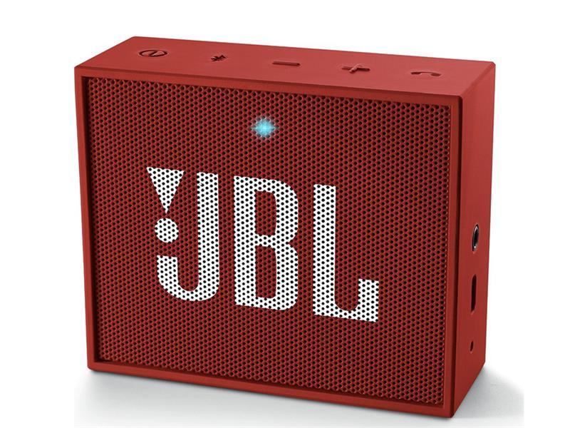 Reproduktor přenosný BLUETOOTH JBL GO RED