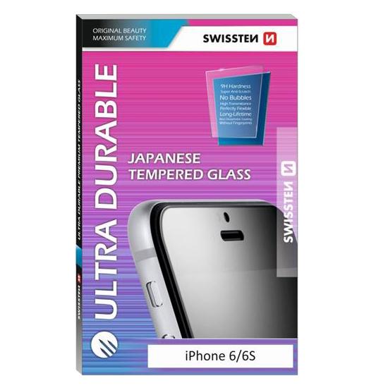 Swissten iPhone 5 / 5s / SE ( sklo pro mobil Apple iPhone 5 / 5s / SE) 12826