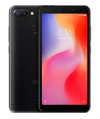 Telefon XIAOMI REDMI 6 3GB/32GB BLACK
