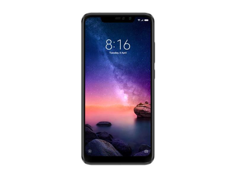 Telefon XIAOMI REDMI NOTE 6 PRO 4GB/64GB BLACK