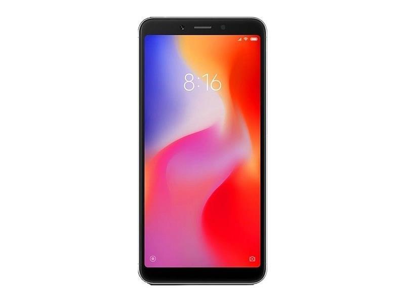 Telefon XIAOMI REDMI 6A 2GB/16GB BLACK