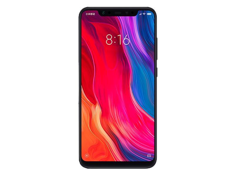 Telefon XIAOMI MI 8 6GB/64GB BLACK