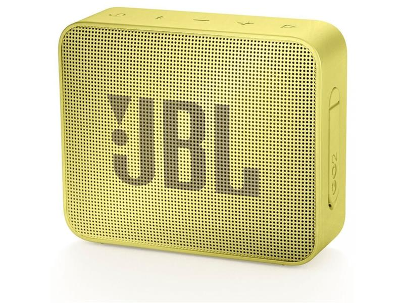 Reproduktor přenosný BLUETOOTH JBL GO 2 YELLOW