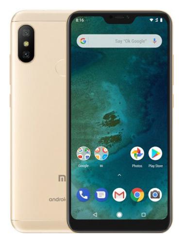 Telefon XIAOMI MI A2 LITE 4GB/64GB GOLD