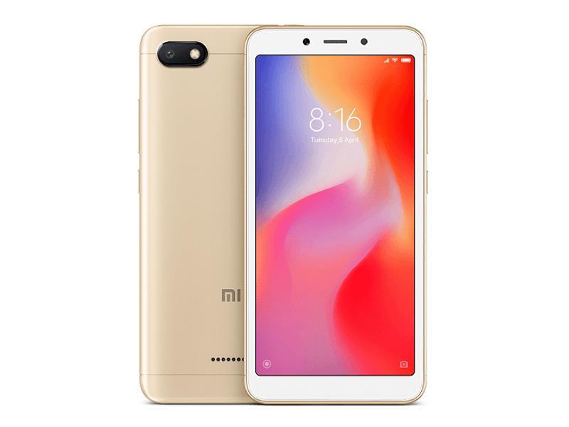 Telefon XIAOMI REDMI 6A 2GB/16GB GOLD