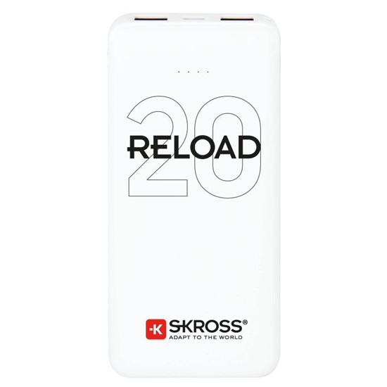 PowerBank SKROSS Reload 20 20000mAh