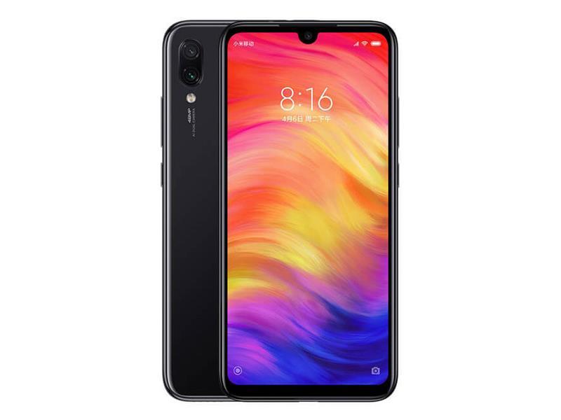 Telefon XIAOMI REDMI NOTE 7 4GB/128GB BLACK