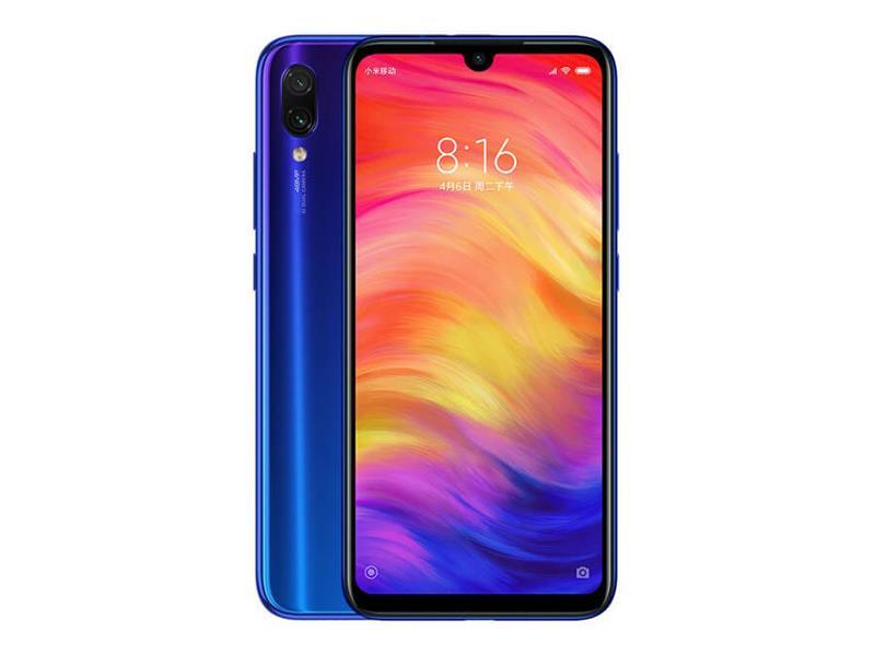 Telefon XIAOMI REDMI NOTE 7 4GB/128GB BLUE