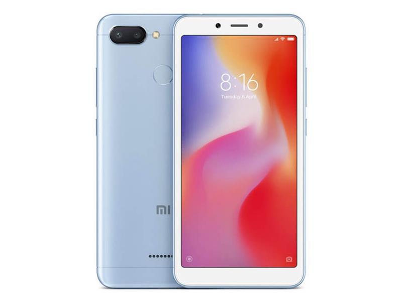 Telefon XIAOMI REDMI 6 3GB/32GB BLUE
