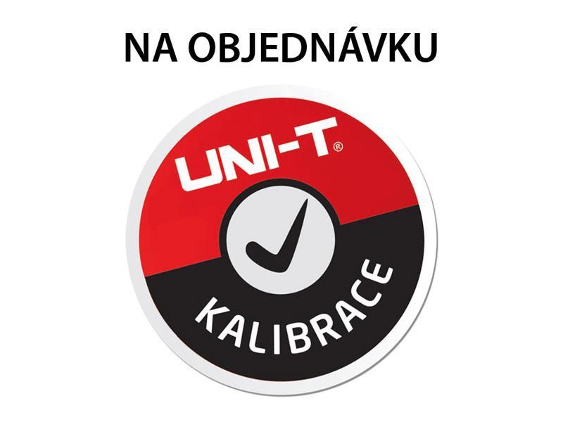 Kalibrace UNI-T UT 71A