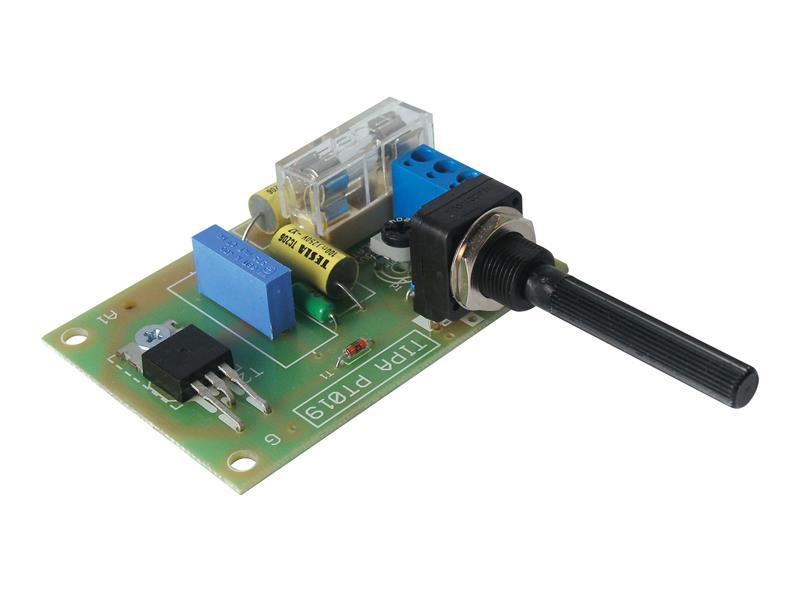 Stavebnice TIPA PT019 Triakový regulátor výkonu 230V/12A