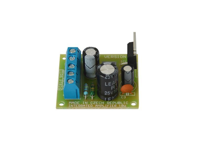 Stavebnice TIPA PT026M Integrovaný zesilovač 10W