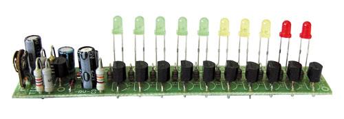Stavebnice TIPA PT024M Mono indikátor vybuzení