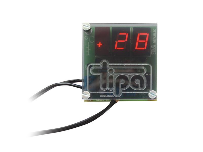 Stavebnice TIPA PT027 Jednoduchý digitální teploměr