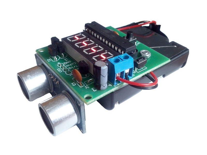 Stavebnice TIPA PT063 Ultrazvukový měřič vzdálenosti