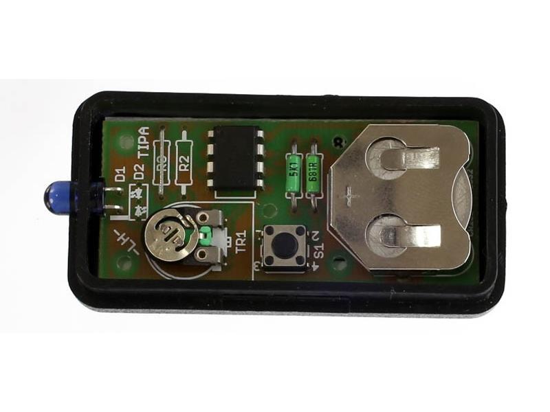 Stavebnice TIPA PT067K Infračervené dálkové ovládání (mini vysílač)