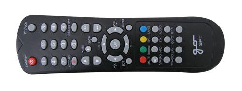 Ovladač dálkový GoSat GS-9010PVR
