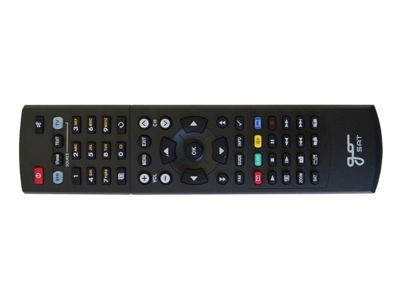 Dálkový ovladač GoSat GS7060 HDi