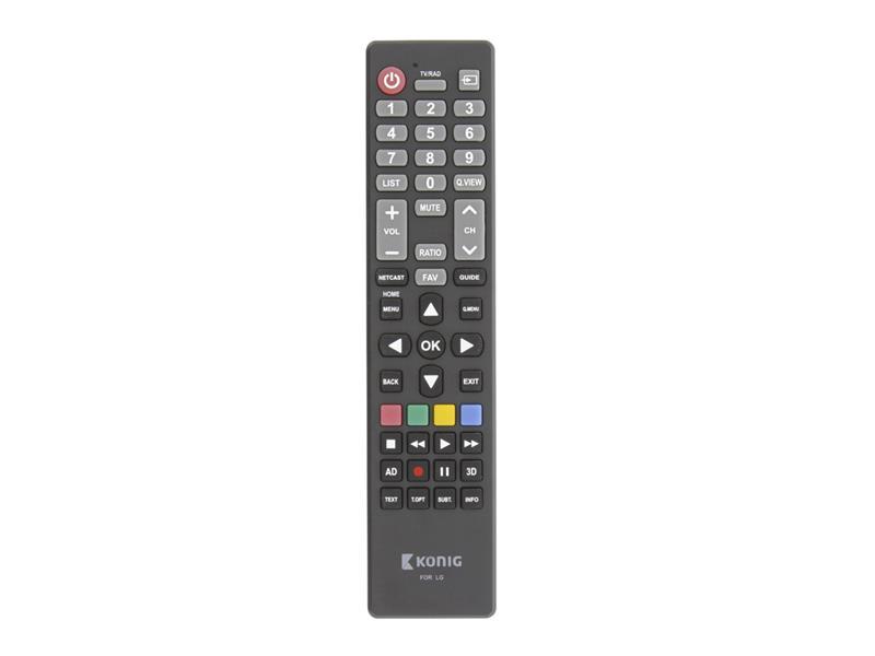 Ovladač TV LG dálkový KÖNIG KN-RCLG