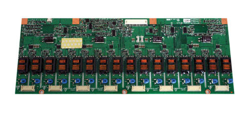 LCD modul měniče  HR I16L20002     16 lamp