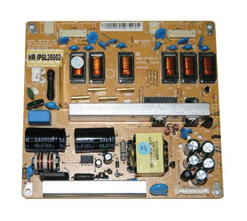 LCD modul měniče  HR IP6L20002      6 lamp