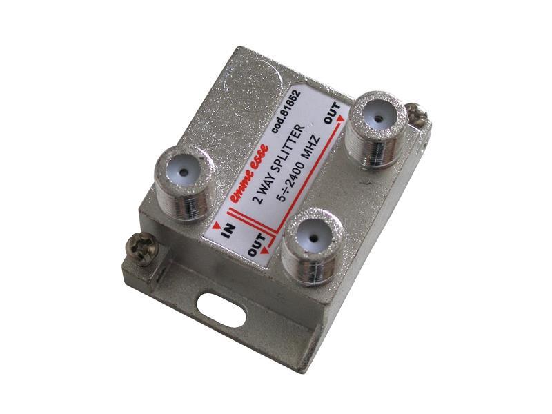 EMME ESSE Anténní rozbočovač PV2 (2výstupy) - Emme Esse