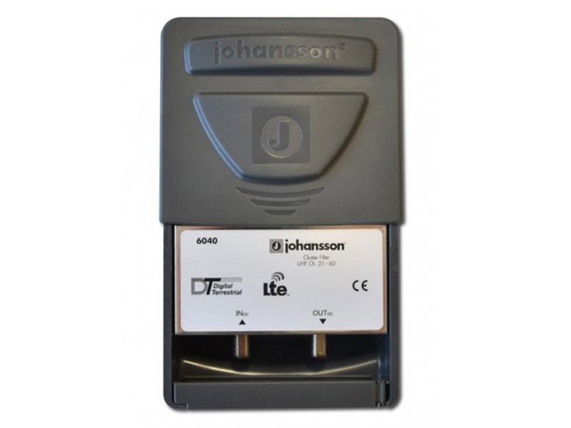 Anténní filtr LTE Johansson 6040