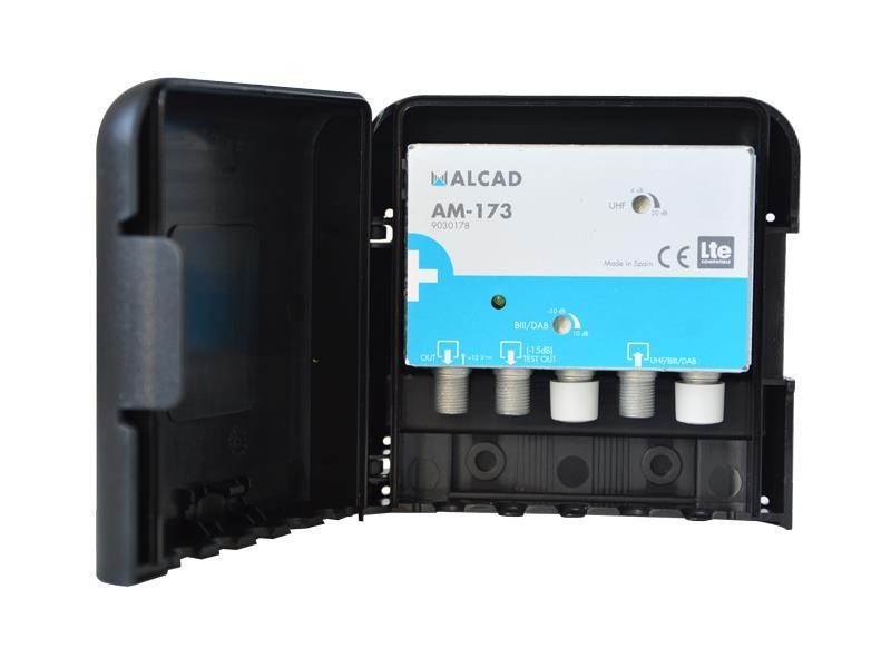 Anténní zesilovač ALCAD AM173 LTE