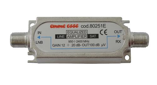 Anténní satelitní zesilovač Emme Esse 80251E
