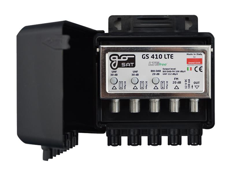 Anténní zesilovač GoSAT GS410LTE
