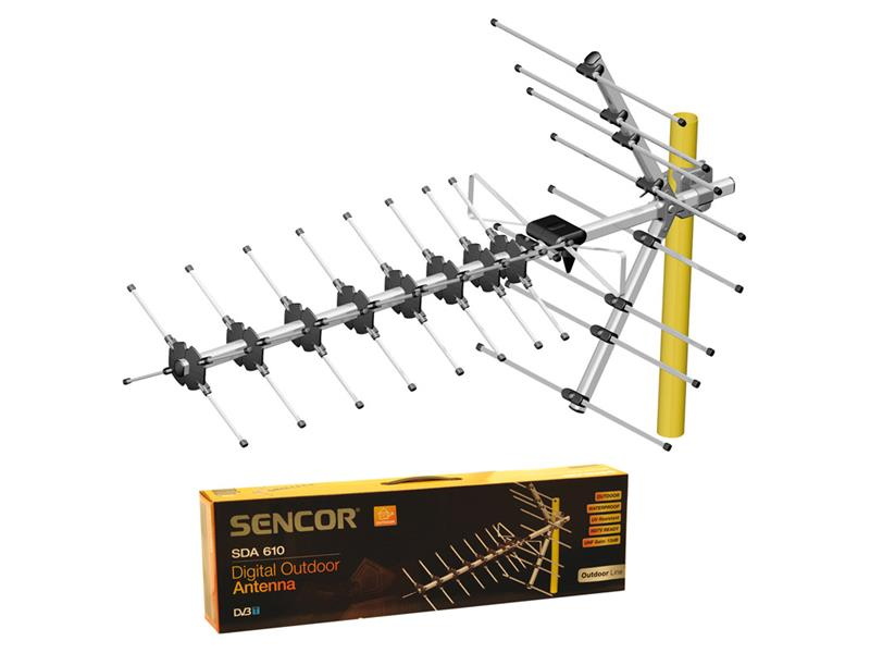 Sencor SDA-610