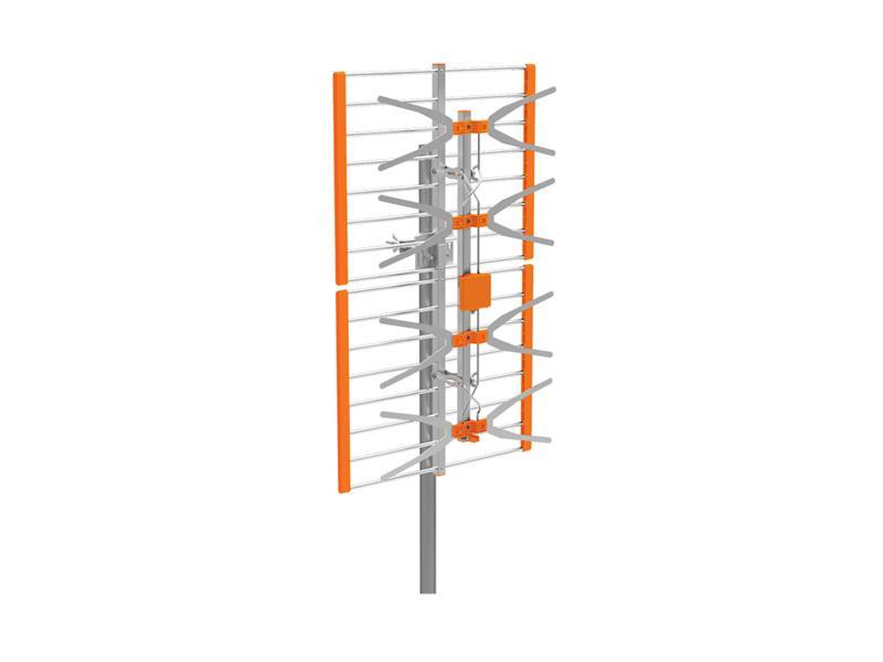 Anténa GoSat GSA - Universal LTE s kvalitní hliníková konstrukcí  TOP Produkt