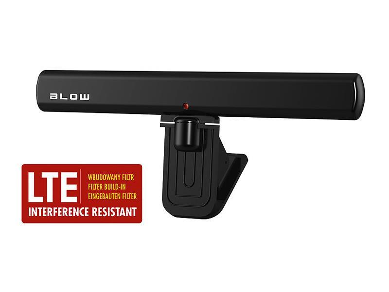 Anténa DVB-T LTE BLOW ATD19 - napájení přes USB