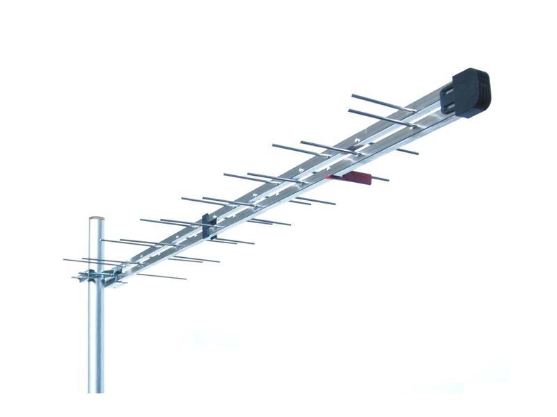 Anténa venkovní Emme Esse 2148UC logaritmicko-periodická 5G LTE free, 1100mm