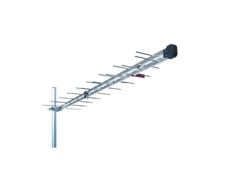 Anténa venkovní Emme Esse 45UC, logaritmicko-periodická, 5G LTE Free, UHF, 1305mm
