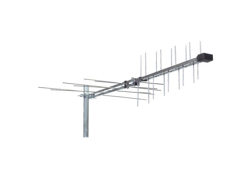 Anténa venkovní Emme Esse 560HVD, logaritmicko-periodická, VHF+UHF, LTE free, 1216mm