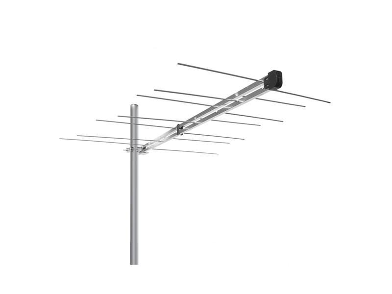 Anténa venkovní Emme Esse 512UFC, logaritmicko-periodická, VHF, 1100mm