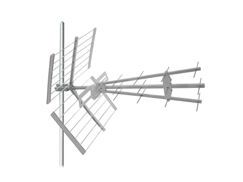 Anténa venkovní Emme Esse 45MBS5G, ICE 5G, k.21-48, fólie, 920mm