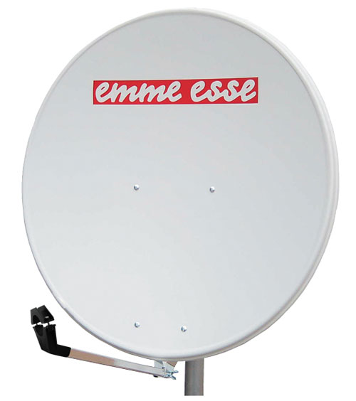 EMME ESSE Satelitní parabola 150AL, bílá