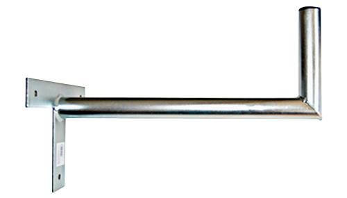Anténní držák 50 na zeď průměr 42mm výška 16cm
