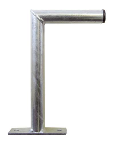 Anténní držák 25 na zeď malý průměr 28mm výška 9cm