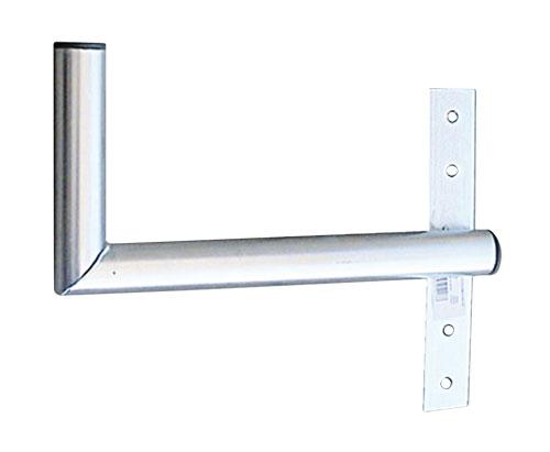 Konzola k oknu 40 pravá průměr 42mm výška 16cm