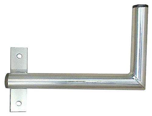 Konzola k oknu 25 levá průměr 28mm výška 12cm