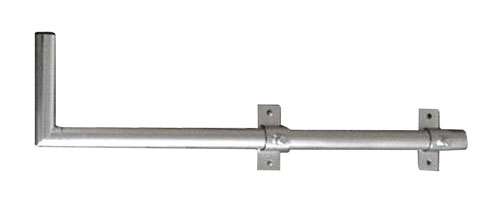 Anténní držák 150 na balkon-na zeď průměr 42mm výška 16cm žár.