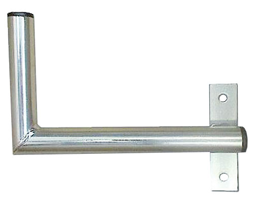 Konzola k oknu 25 pravá průměr 28mm výška 12cm žár.