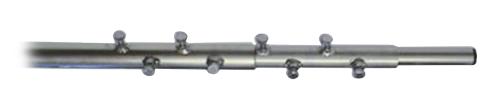 Stožár 5,5m teleskopický TP 42,35,28mm - Nadrozměrné zboží